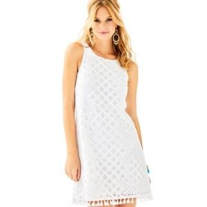 NWT Lilly Pulitzer Marquette Shift Dress